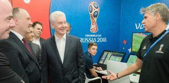 Собянин подвел итоги проведения Чемпионата мира по футболу в Москве