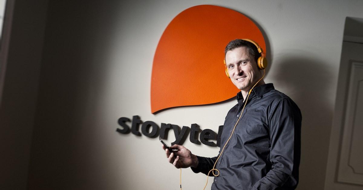 Сервис аудиокниг Storytel опробует формат аудиосериала