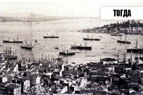 Города мира тогда и сейчас