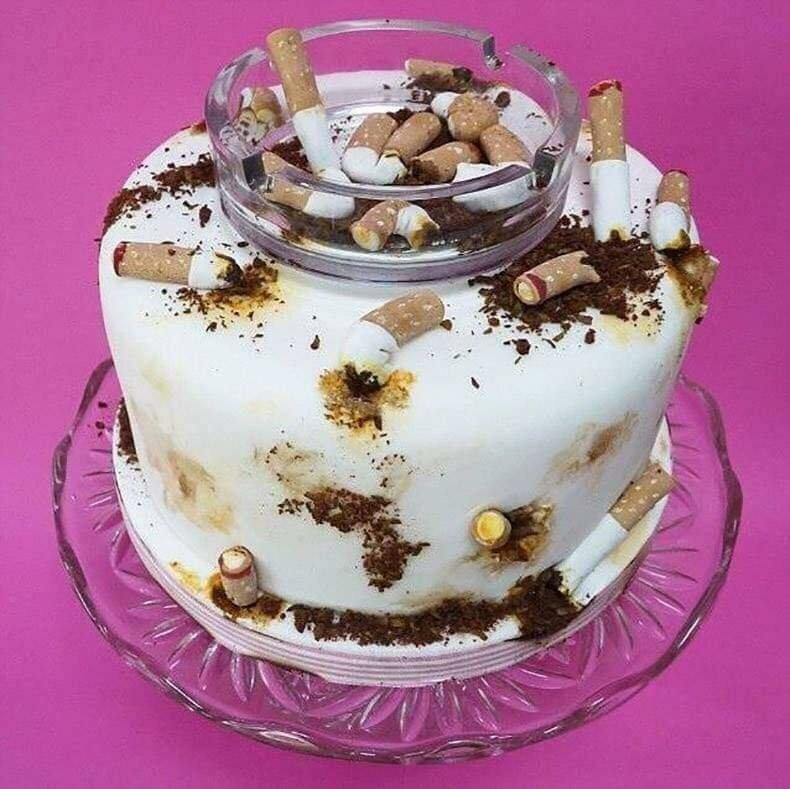 20 тортиков и пирожных, которые почему-то не вызывают желания их отведать еда