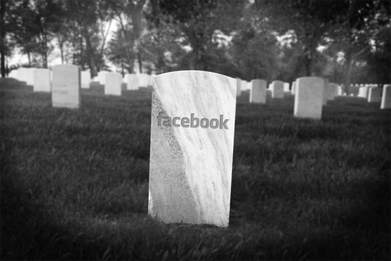 Как соцсети поступают с аккаунтами умерших пользователей