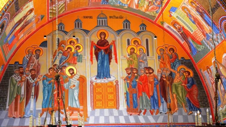 Покров Пресвятой Богородицы отмечают 14 октября 2018 года