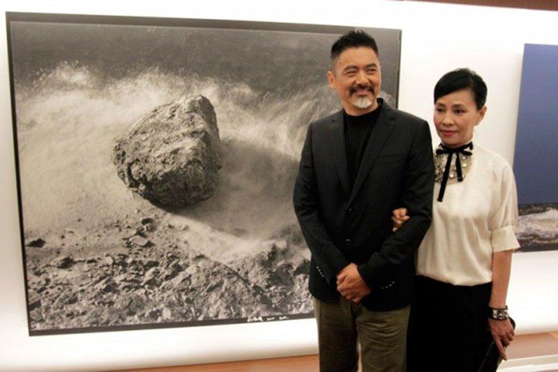 Чоу Юньфат и его жена Жасмин Тан Чоу Юньфат, актер, деньги, жизнь, кино, скромность