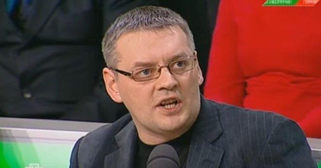 Украинский блогер заявил, чт…