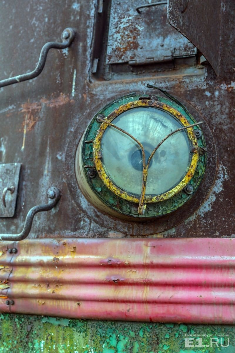 Старая техника красива даже в деталях (тепловоз ТЭ3). история, поезда, раритет, ржд