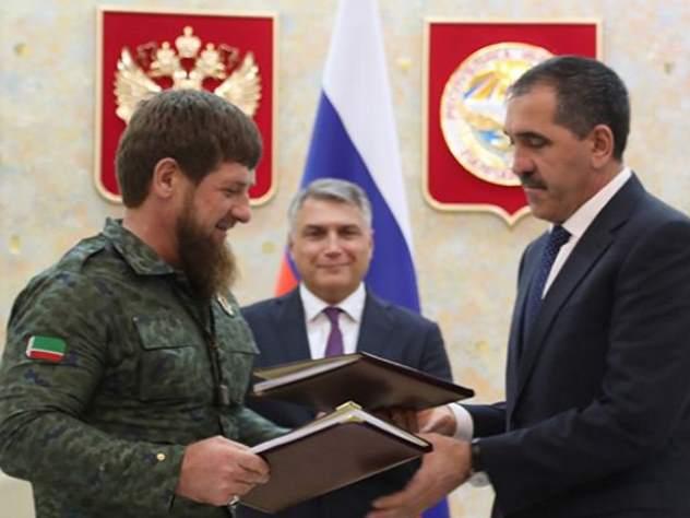 Обошлись без кровопролитий: Чечня и Ингушетия решили давний спор