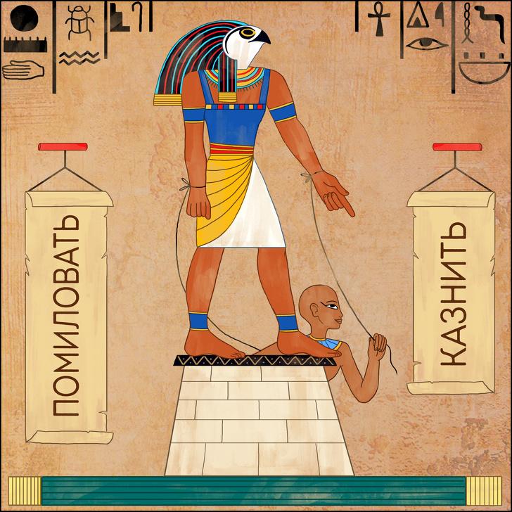 20странностей древних египтян, которые смутят даже тех, кто знает историю (Кпримеру, умужчин бывали «эти» дни)