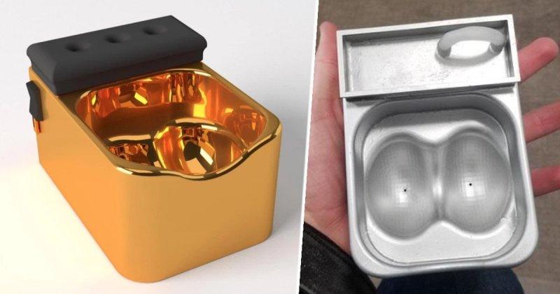 В США запустят в продажу мини-джакузи для мошонки за $10 тысяч