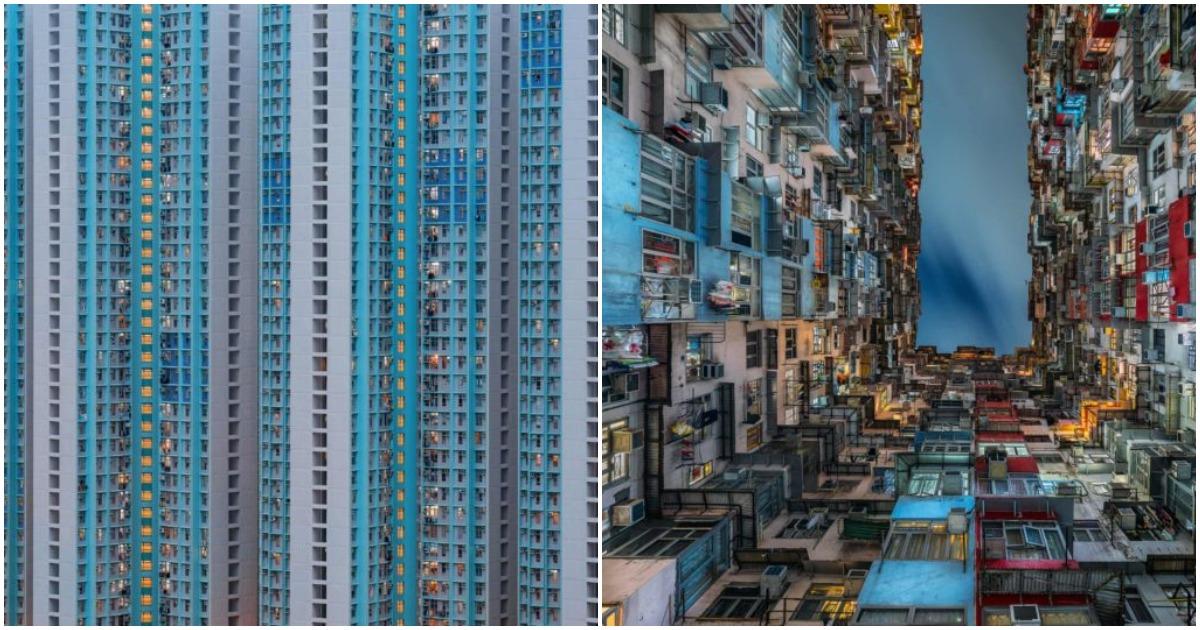 Город-небоскрёб. Невероятные снимки высоток глазами фотографа