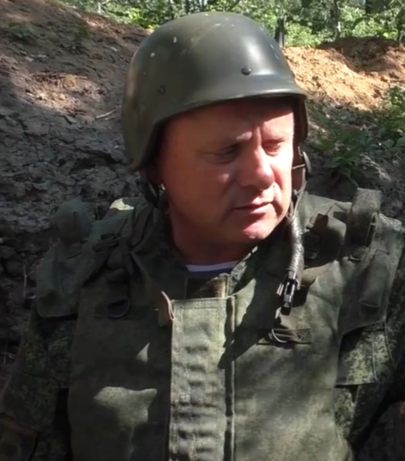 Подробности ликвидации украинской ДРГ под Марьинкой 24.05.2018