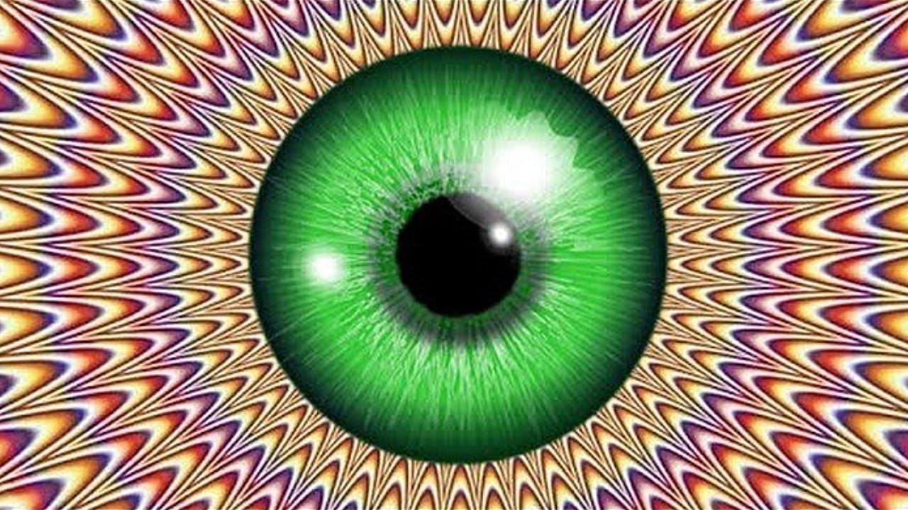 Лучшие оптические иллюзии
