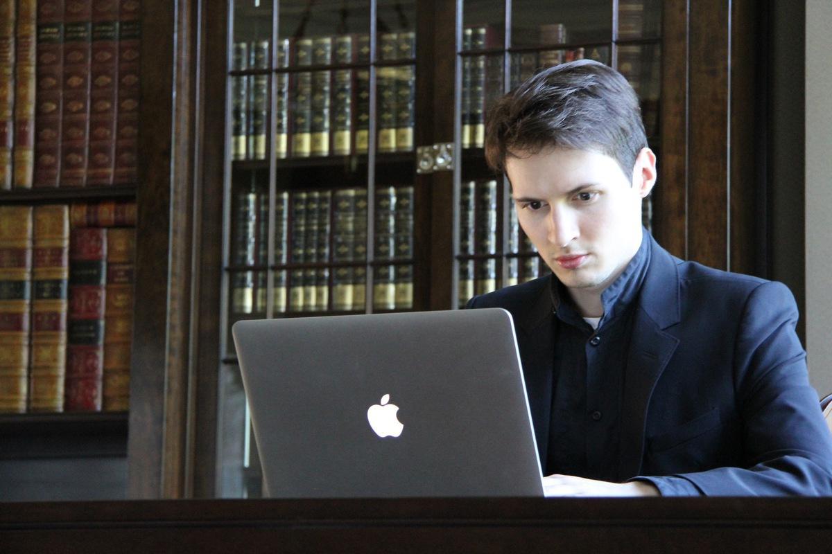 Павел Дуров готовится запустить новую криптовалюту гаджеты