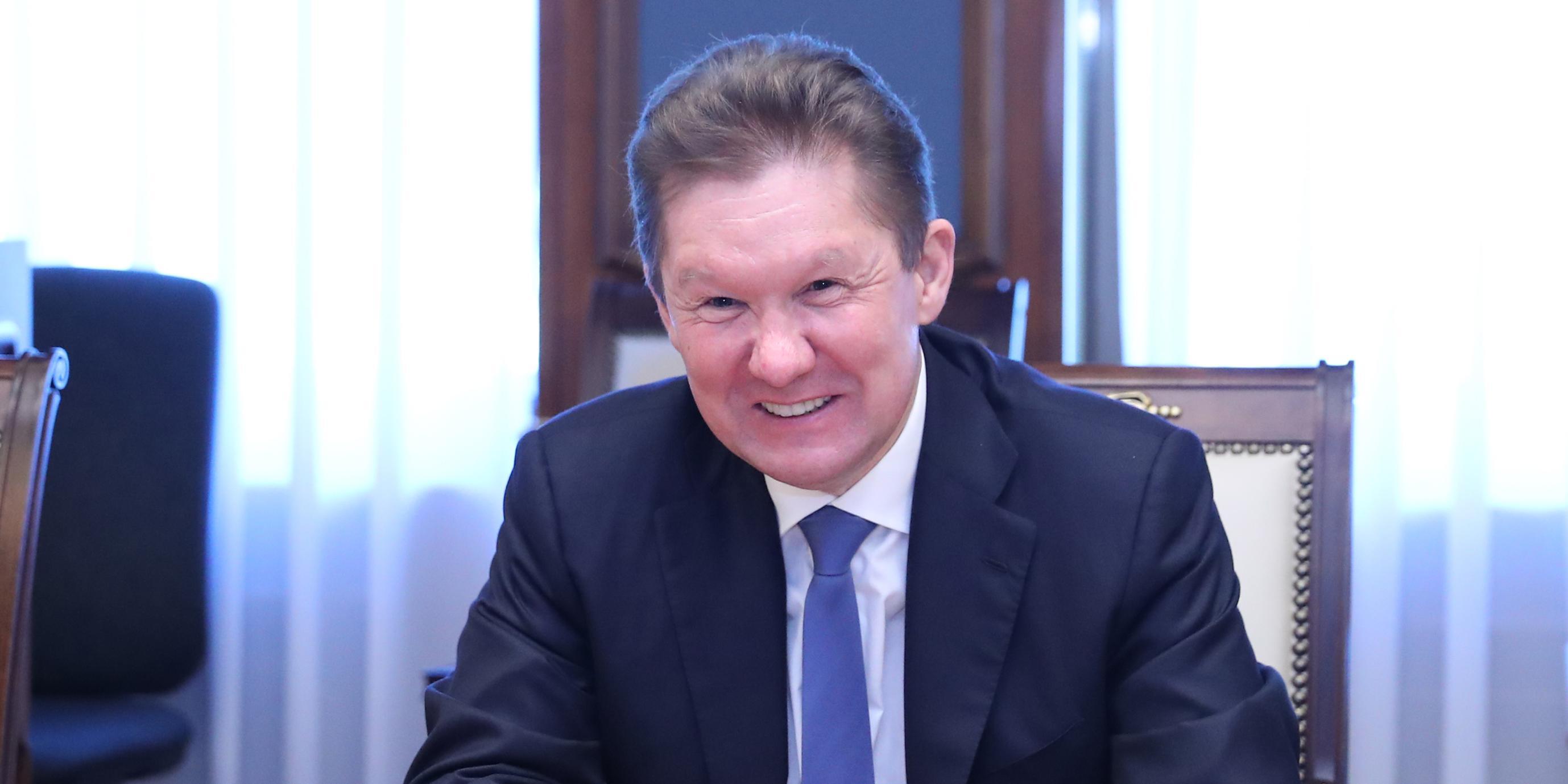 На Украине после 1 января будет весело, заявил Миллер