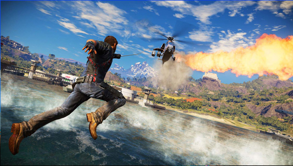 Just Cause 3 игра