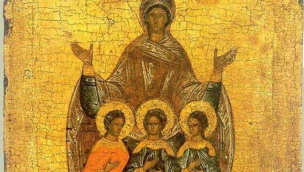 День памяти святых мучениц Веры, Надежды, Любови и матери их Софии: история и традиции праздника.