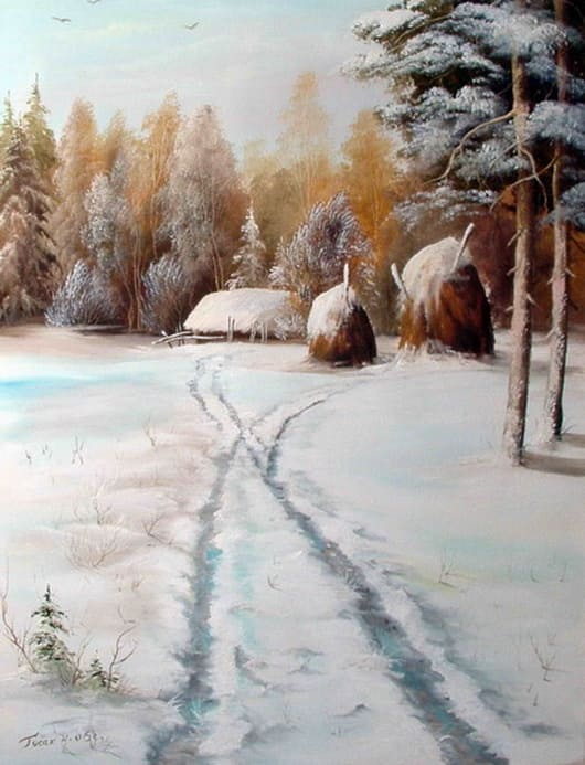 художник Наталья Гусак картины – 18