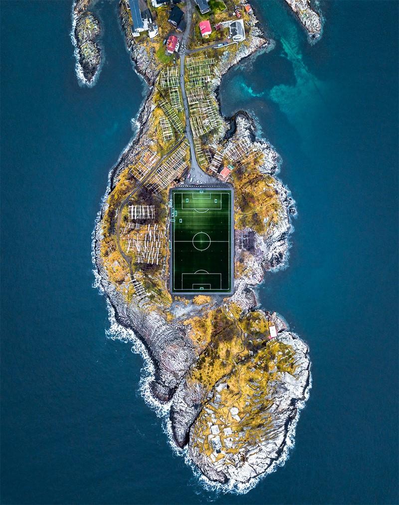 26 головокружительно красивых фото, сделанных с помощью дронов аэрофотосъемка