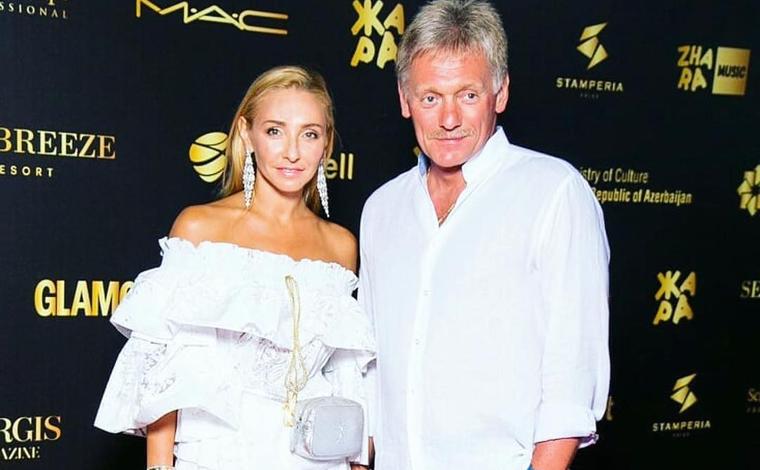 На шоу жены Пескова из бюджета потратили 18 миллионов