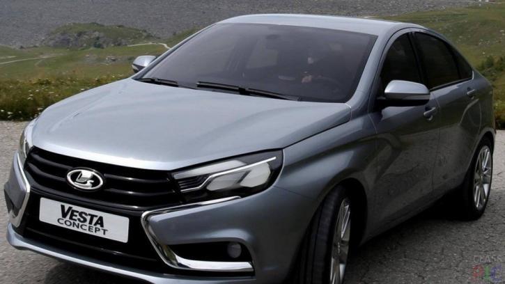 В новой Лада Веста-2018 найдены секретные настройки – «Пасхалки» – АвтоВАЗ