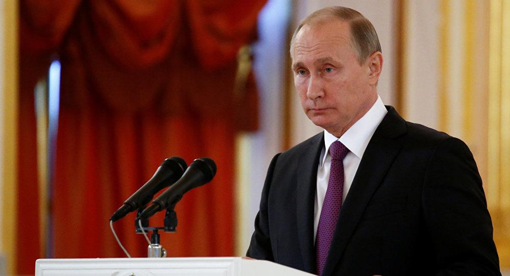 Путин: отношения между Росси…