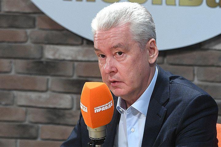 Собянин пообещал выплаты семьям погибших 11 москвичей в катастрофе Ан-148