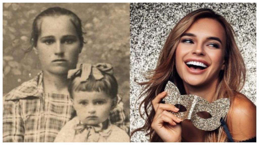 Почему люди на старых фотографиях никогда не улыбались интересное