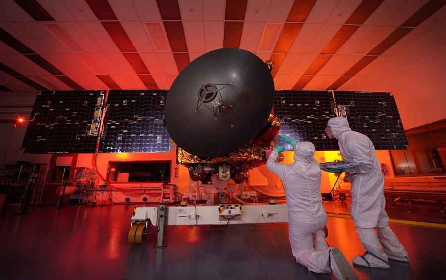 Зачем ОАЭ отправляют зонд к Марсу