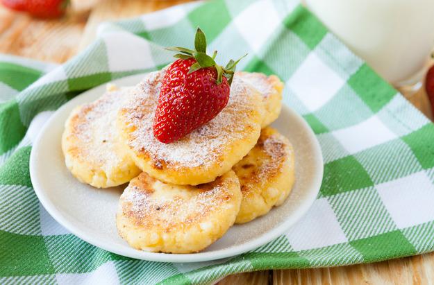 Пять секретов приготовления вкусных и нежных сырников