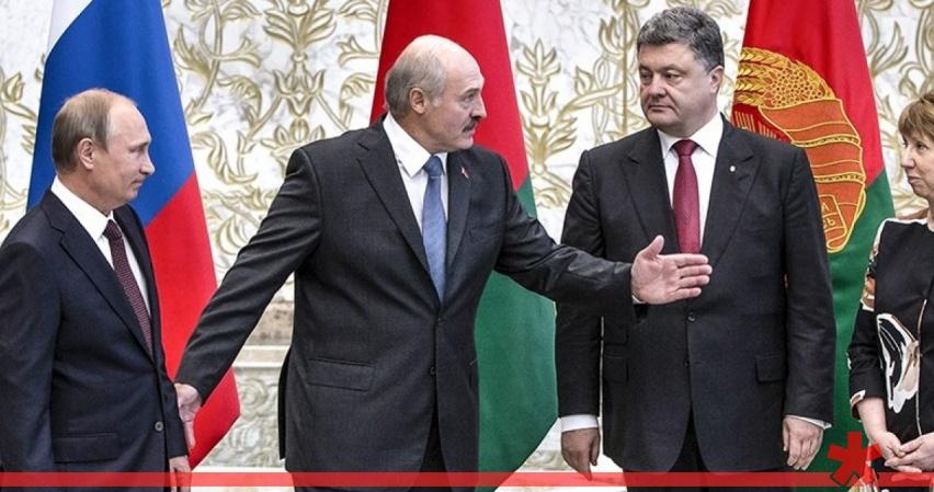 Украина просит перенести Минские переговоры в другое место