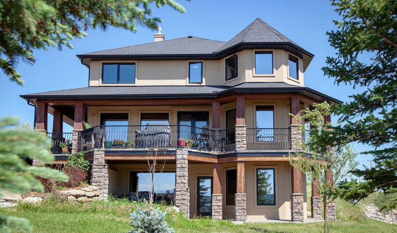 Канадка отдает дом стоимостью 1,7 миллиона долларов за сочинение