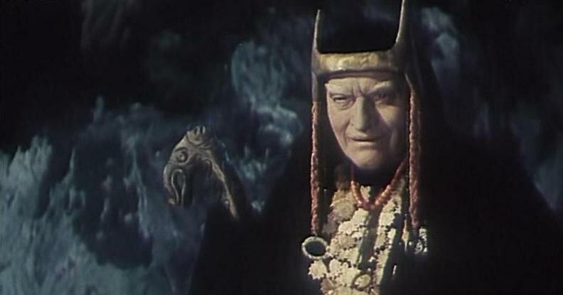 Как крестница Ленина стала финской ведьмой, история актрисы сыгравшей злую Лоухи в сказке «Сампо»