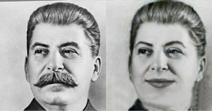 Как бы выглядели российские правители, если бы были женщинами