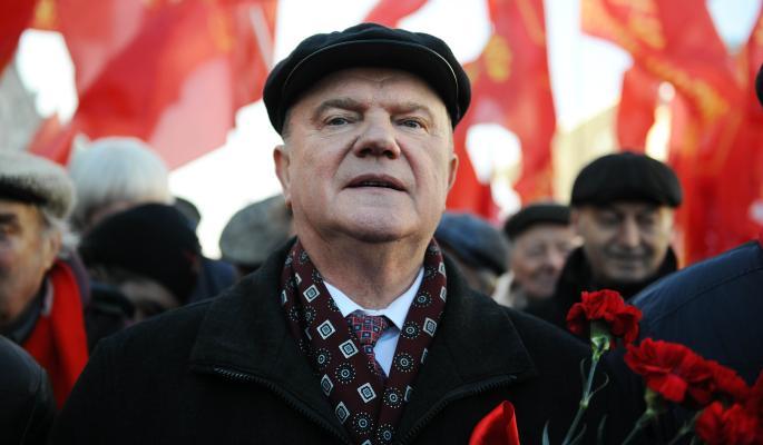 Почему бузят коммунисты?