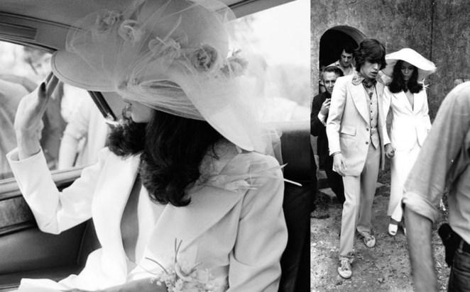 5 знаменитых женщин, выбравших нестандартный свадебный наряд