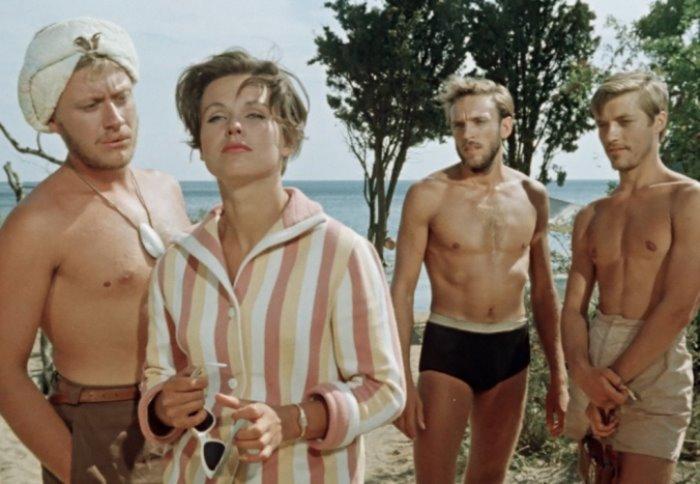 Секреты «Три плюс два»: Как снимали знаменитую летнюю кинокомедию о любви