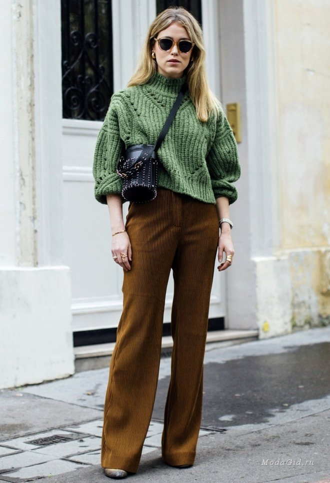 Шесть модных комбинаций в одежде, которые всегда работают – сочетаем по-новому