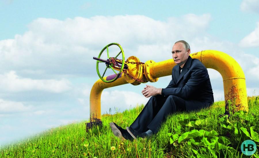 Россия объявила, что газ - всё...
