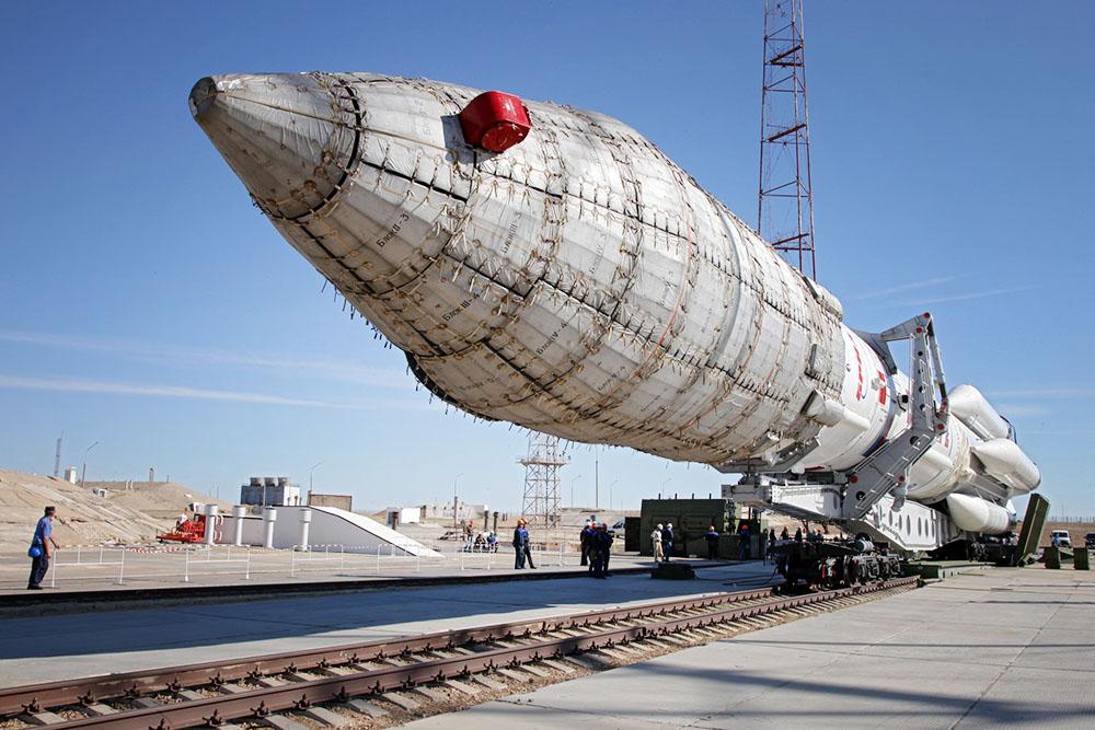 Россия построит собственную возвращаемую ракету-носитель