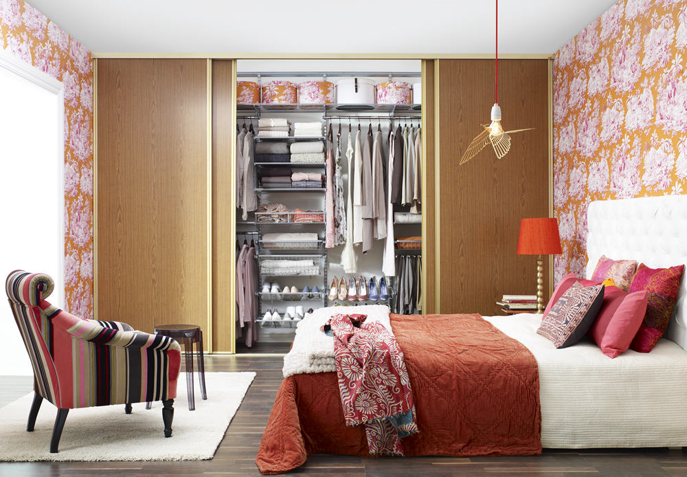 Где хранить вещи в маленькой квартире: идеи и советы вещи,идеи для дома,полезные советы,хранение