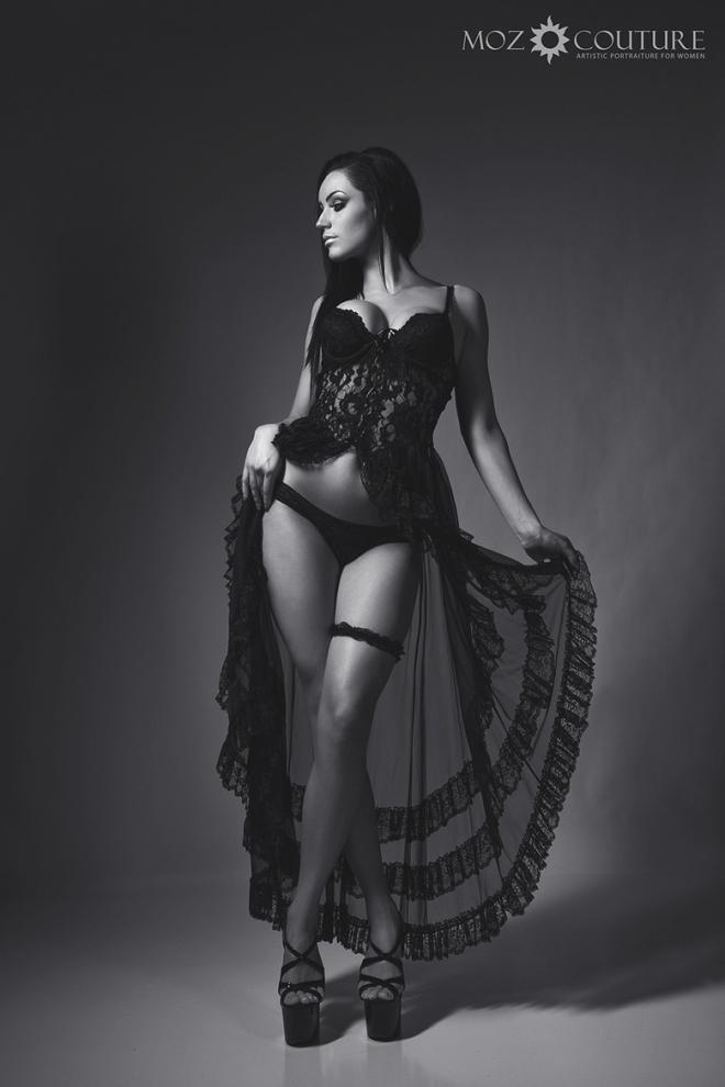 Красота женского тела в будуарной фотографии - 50 примеров - 32