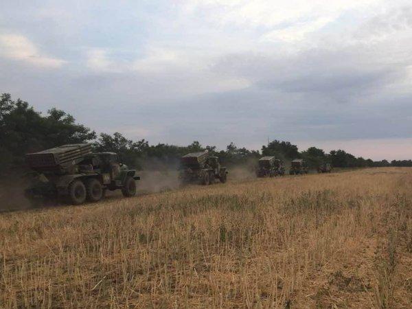 Военная провокация Украины: …