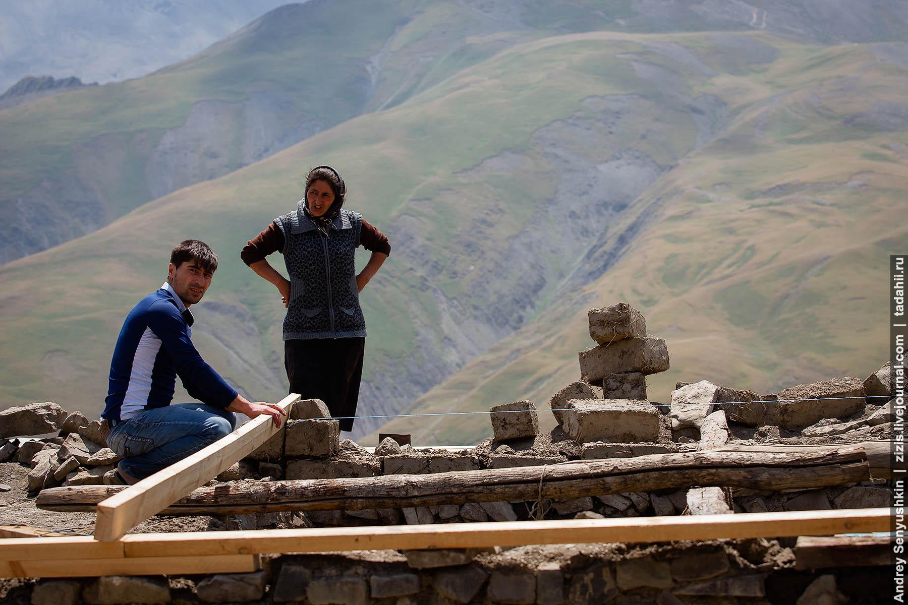 Как из камней и палок за три дня построить настоящий дом, в котором можно жить сто лет
