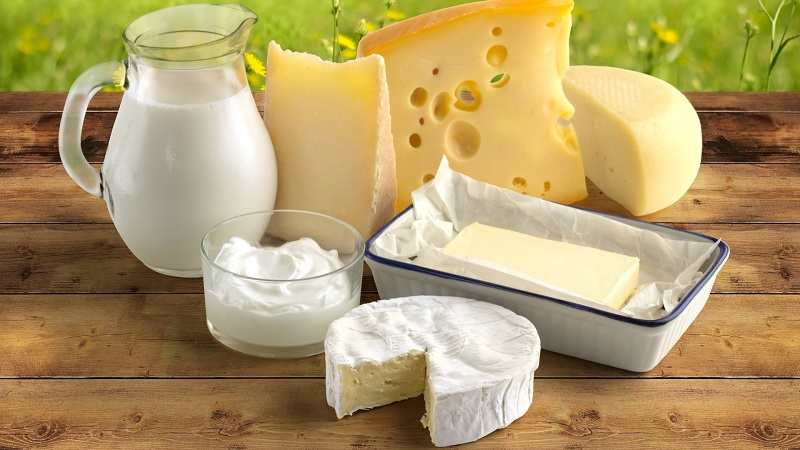 Молочная продукция опасна для здоровья