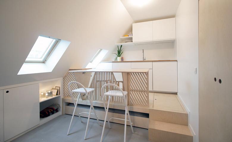 Умные лайфхаки для маленьких квартир