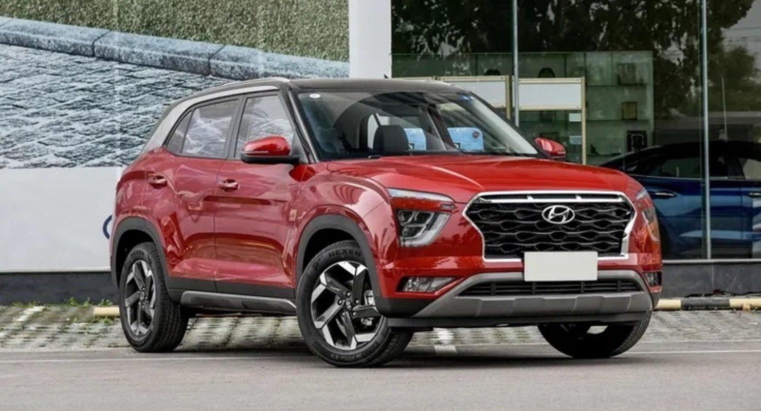 Обновленный Hyundai Creta полностью сменил дизайн Автомобили