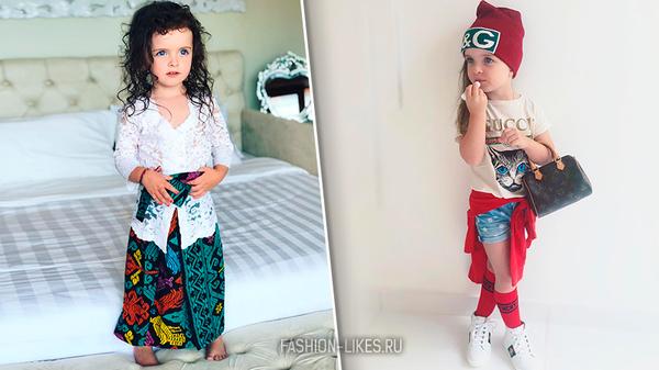 Лайк и подписка: 8 самых стильных детей планеты в Instagram, которым нет и десяти