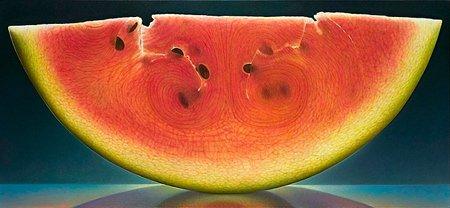 Реалистичные картины с фруктами, от которых у вас потекут слюнки