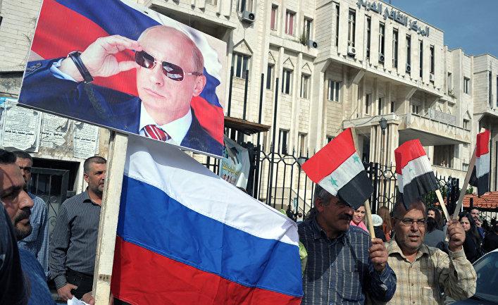 Bloomberg, США. Что задумал Владимир Путин? Выслушаем мнение эксперта