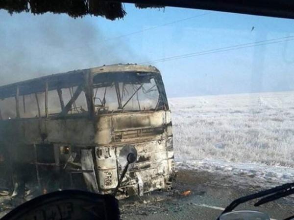 ВКазахстане дело огибели 52 граждан Узбекистана передано всуд