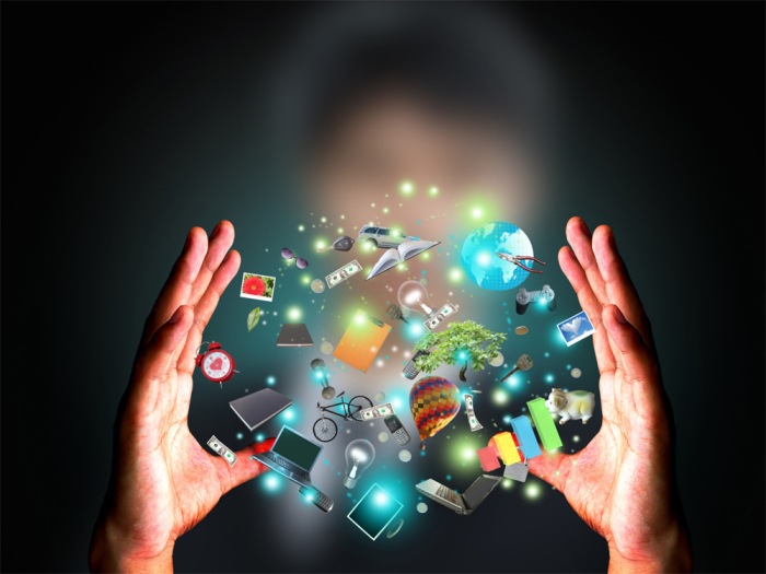 Каждый год в мире появляется все больше удивительных устройств и технологий...